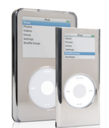 Griffin updates range of iPod cases