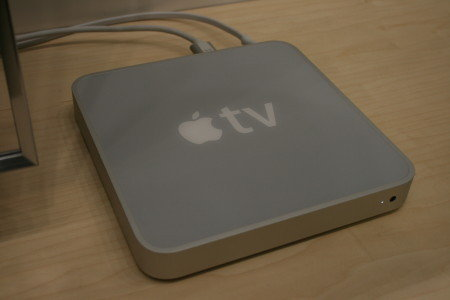 Apple TV delayed until March