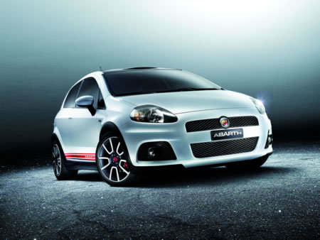 Fiat Grande Punto Abarth announced