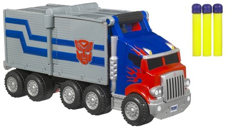 Transformer truck and tank - photo 1