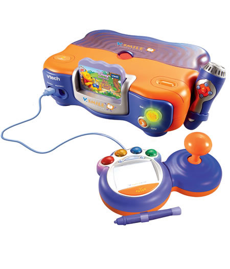 VTech update V.Smile kids games console