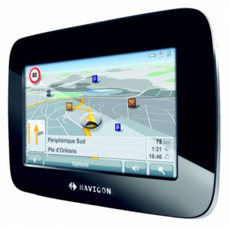 Navigon enter satnav market with 5100 and 7100 models