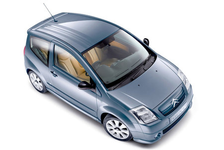 Citroen launches special edition C2
