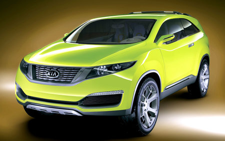 Kia set to unveil new SUV concept