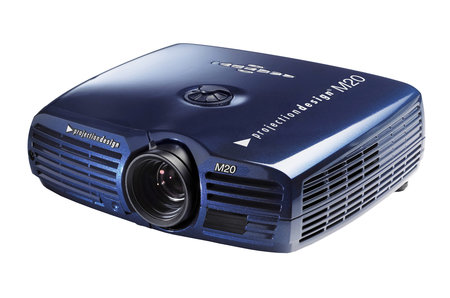 Projectiondesign M20 HDTV projector promises extra colour