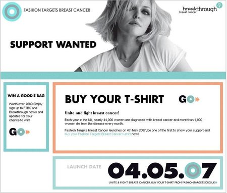 WEBSITE OF THE DAY - fashiontargets.org