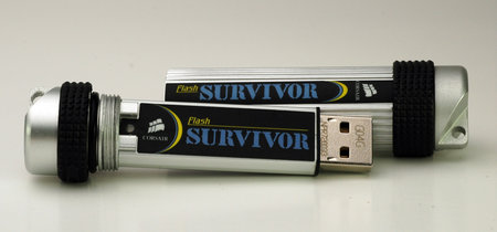 Flash drive given tough makeover