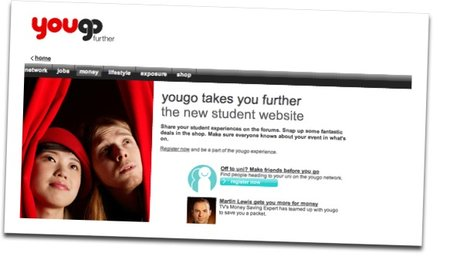 UCAS create YouGo student career site