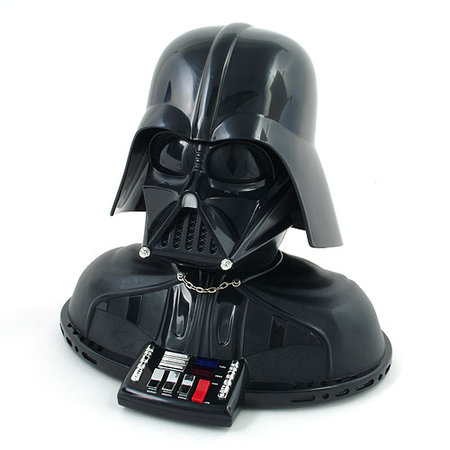 Darth Vader Phone lets you ring the Dark Side