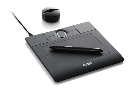 "Wacom launches ""Bamboo"" consumer pen tablet"