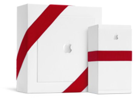 iPod gift-wrapping available on UK Apple Store online