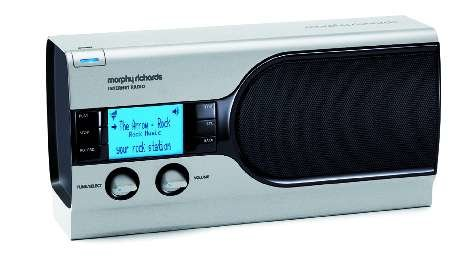 Morphy Richard launches Wi-Fi Internet Radio