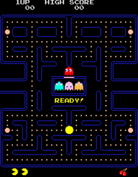 360 to see the first new Pac-Man mazes in 26 years