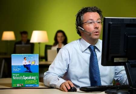 Dragon NaturallySpeaking 9 goes wireless