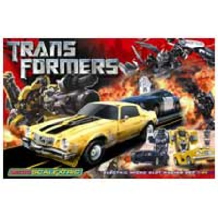 Scalextric launches Micro Transformers set