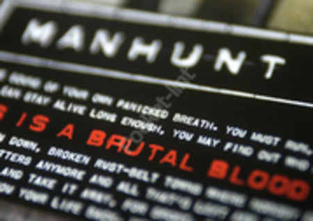 """Manhunt 2 rejected by BBFC due to """"casual sadism"""""""