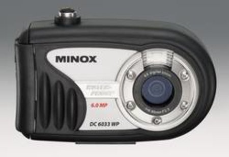 Minox reveals DC 6033 WP battery-powered waterproof camera