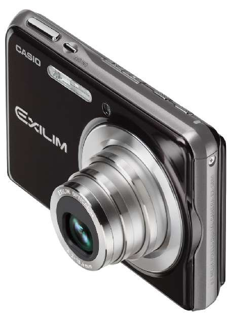 Casio launches two new EXILIMs - Card EX-S880 and Zoom EX-Z77