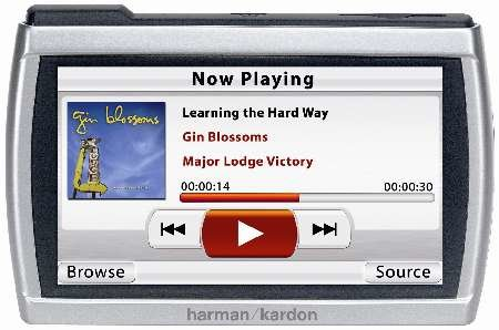 Harman Kardon Guide + Play all-in-one GPS