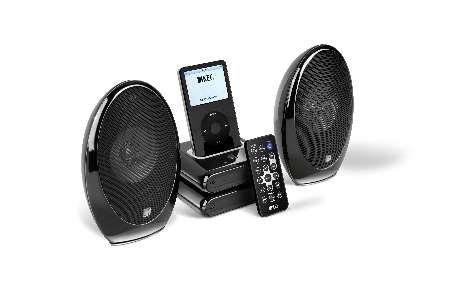 KEF launches Picoforte One iPod music system