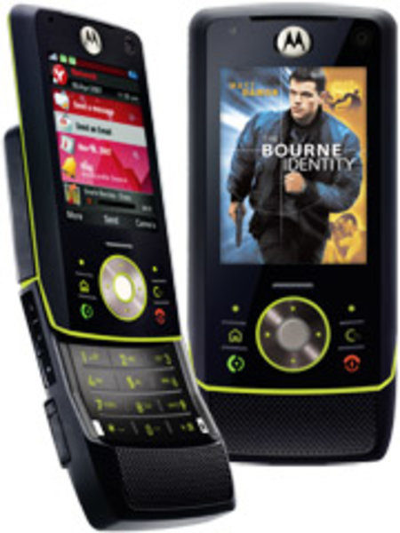 "Special ""Bourne"" franchise film comp offers with MOTO Z8 on O2"
