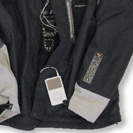 "Craghoppers to launch iPod-enabled ""Future"" jacket"