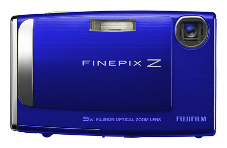 Fujifilm launches FinePix Z10fd 7MP fashion-led digi-cam