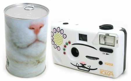 Crazy kitty-camera talks to your cat