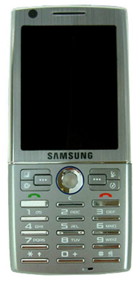 Leaked info reveals all metal Samsung i550