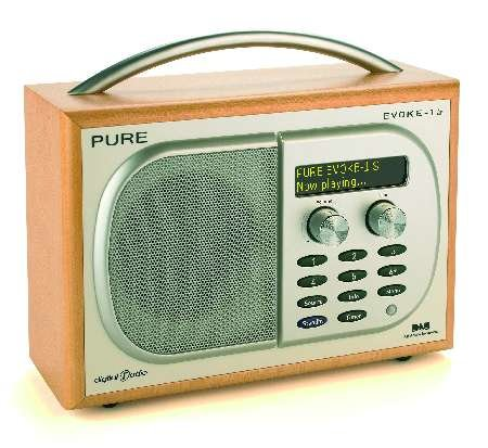 Pure Digital launches EVOKE-1S DAB radio