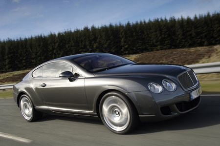 Bentley hits the magic 200mph mark