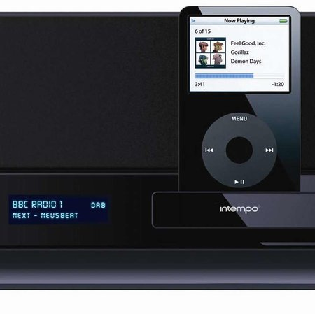 Intempo to launch all-in-one DAB/FM radio and iPod speaker dock