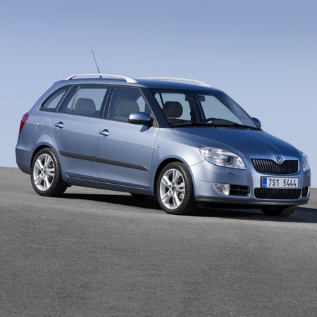 New Fabia Estate incoming