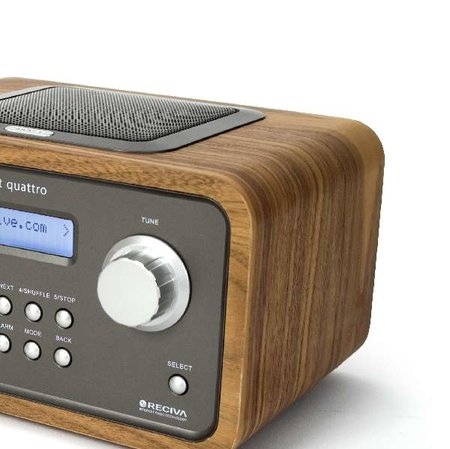 Firebox introduces the Tangent Quattro Wi-Fi alarm clock radio