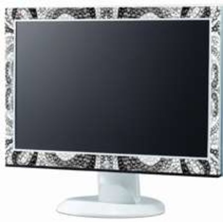 Viewsonic offers monitors personalised with Swarovski crystals