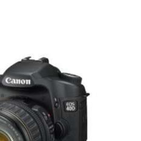 Canon officially announces EOS 40D prosumer digital SLR