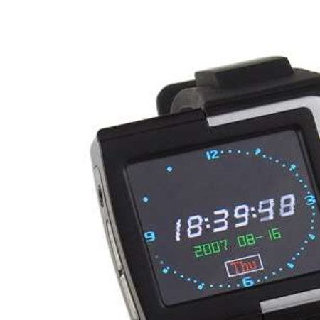 Brando offers multimedia MP4 Watch II  - photo 1