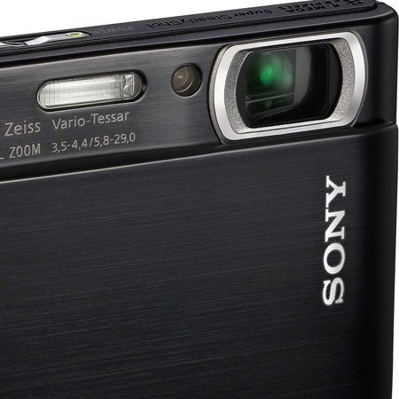 Sony launches Cyber-shot T200 and T70 compact digital cameras