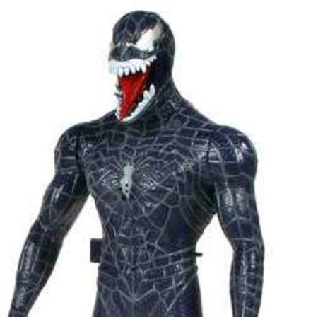Spider-Man and Venom walkie-talkies