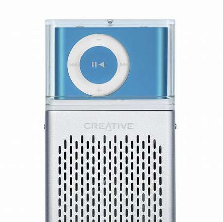 Creative launches TravelSound i50 for iPod shuffle - photo 1