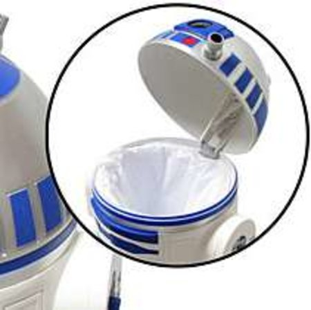 "R2D2 ""trash"" can available now"