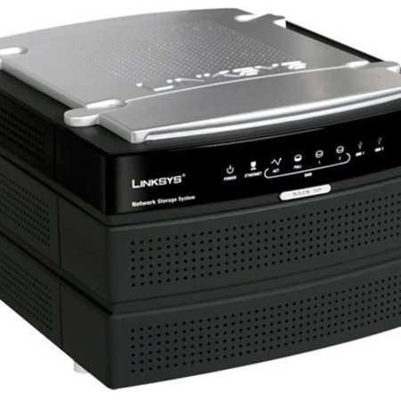 IFA 2007: Linksys NAS200 brings servers to your home