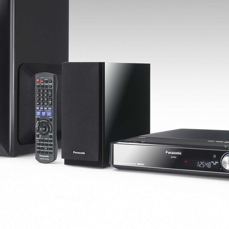 IFA 2007: Panasonic launches SC-PTX5 Home Cinema System