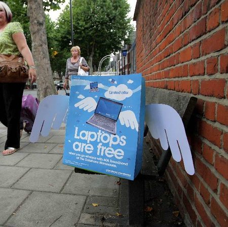 Carphone Warehouse giving away 200 laptops in four cities on Thursday