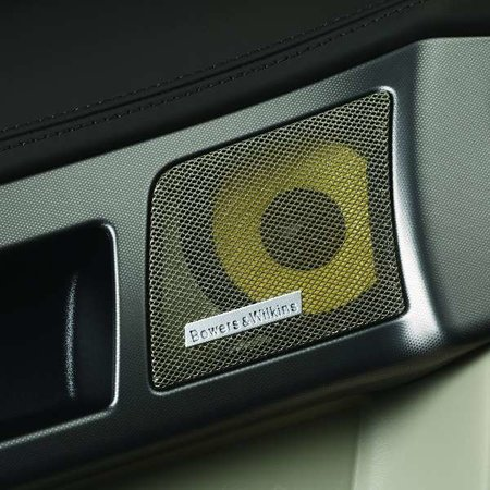 Jaguar XF gets optional extra Bowers and Wilkins sound system