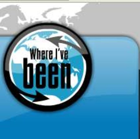 """Where I've Been"" Facebook app launches on MySpace"