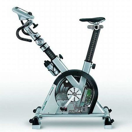 Ergo Bike Premium 8i, a web-enabled exercise bike