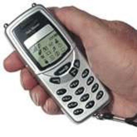 Stun gun disguised as a mobile phone  - photo 1