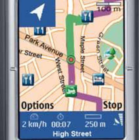 TomTom and Garmin to launch GPS PDA phones soon