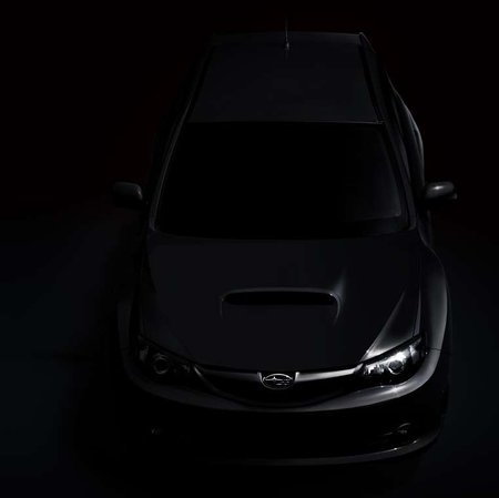 Subaru's sneak peek at new WRX